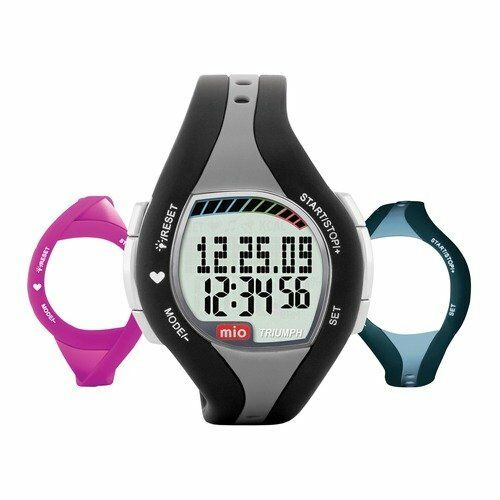 NEW  MIO Triumph SE Heart Rate Monitor w  two Interchangeable Bands - GREAT GIFT