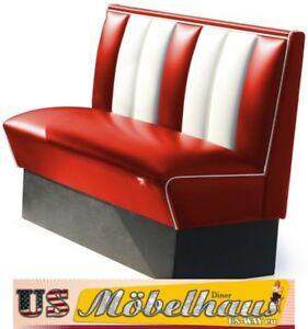 Hw 120 Amerikanische Mobel Dinerbank Sitzbank Diner Banke Usa Style