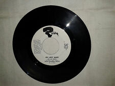 "David Alexandre Winter/Oh Lady Mary-Disco Vinile 45Giri7"" Edizione PromoJukeBox"
