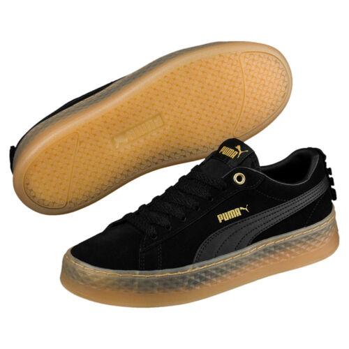 Uvp Frill Platform Schwarz 79 Puma Sneaker Smash 95 Plateau Suede Damen Neu € 39 AwTcv5qE