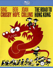 The Road to Hong Kong, Blu-ray, SEALED, FREE SHIPPING, 2015 Bing Crosby Bob Hope
