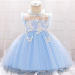 Baby-Girl-Christening-Baptism-Dress-Wedding-Party-1-Year-Birthday-Princess-Dress