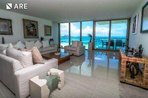 Departamento en Venta Las Olas Residencial Cancun