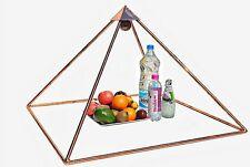 """Copper Giza 30"""" Pyramid"""