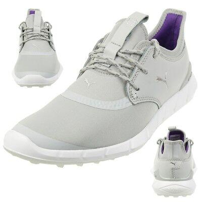 Puma Ignite Golf Spikeless Sports Ladies Golf Shoese Golf Grey 189422 02 | eBay
