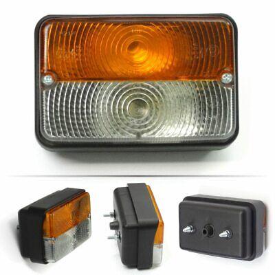 LED Blink Positionsleuchte Traktor Schlepper Positionslicht Blinklicht