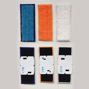 3x Replacement Washable Wet Dry Mopping Pads for iRobot Braava Jet 240 Cleaner