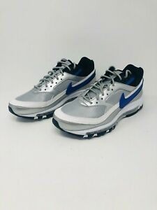 Details about 2018 Nike Air Max 97 BW Size 7.5 Metallic Silver Persian Violet AO2406 002