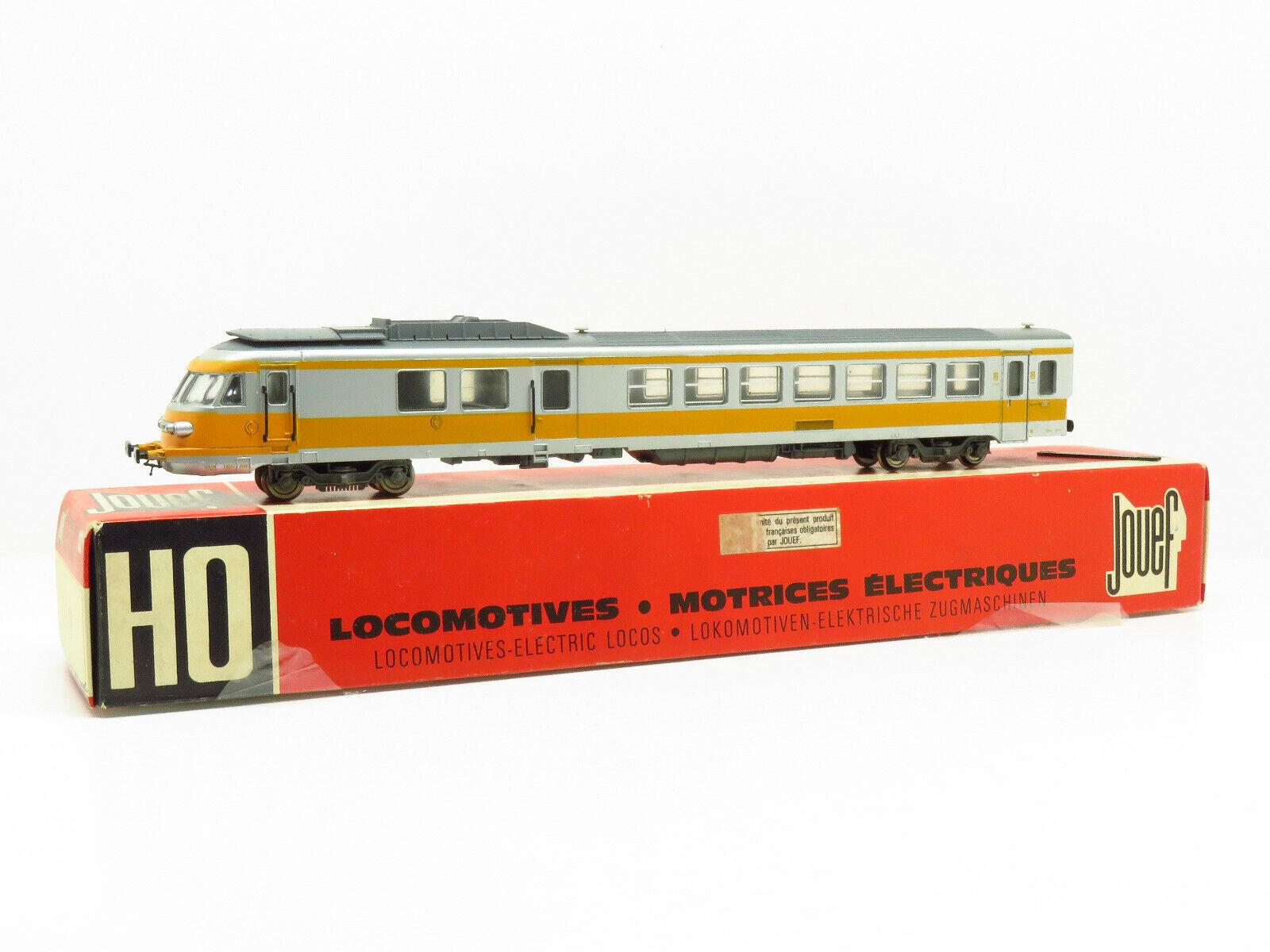 JOUEF MOTRICE TURBOTRAIN RTG DE LA SNCF REF. 8611 - ECHELLE H0 1 87 - AVEC BOITE