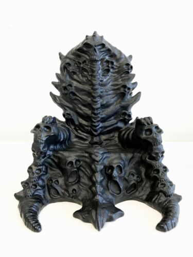 "FIGLot 1//12 Death Skull Throne for 6/"" ~ 8/"" DC Marvel Select Figures FIG-THRONE"