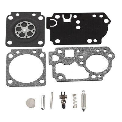 sourcing map RB-168 Carburetor Rebuild Kit Gasket for Zmam Carburetor C1M-W44 Poulan PP330 PP335 PPB330 PP133 Engines Carb 2pcs