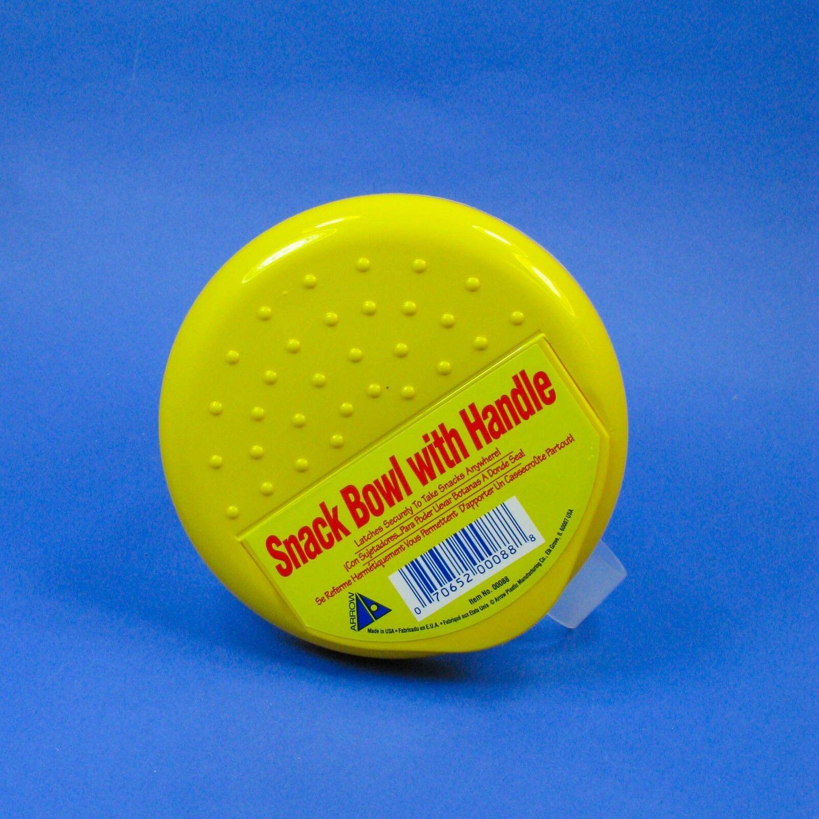Arrow Plastic Sip-a-bowl EA Pack of 6