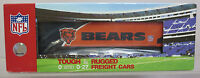 Mth Railking 30-75219 Chicago Bears 4-bay Hopper Car W/ Coal Load