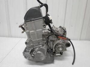 Crf450r engine