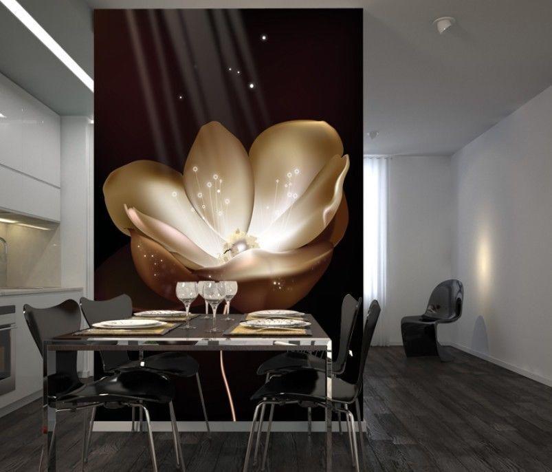 3D Weiße Blütenblätter  73 Tapete Wandgemälde Tapete Tapeten Bild Familie DE  | Sehr gelobt und vom Publikum der Verbraucher geschätzt  | Konzentrieren Sie sich auf das Babyleben  | Moderner Modus