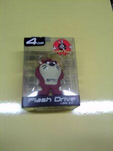 CHIAVETTA-USB-4-GB-DIAVOLO-DELLA-TAZMANIA-LOONEY-TUNES