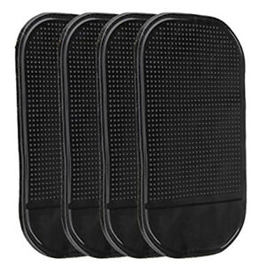 4-pcs-Black-Magic-Sticky-Pad-Anti-Slip-Mat-Car-Dashboard-for-Cell-Phone-Hot