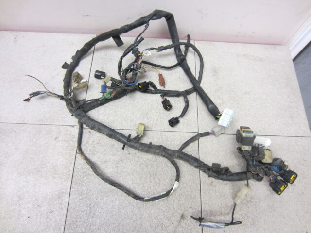 Yamaha Yzfr6 Yzf R6 Main Wire Harness Kp5 For Sale Online