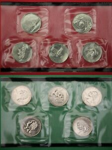 """2004 P+D  /""""ONE NEW UNCIRCULATED MINT SET/"""" COMPLETE WITH COA AND STATE QUARTERS"""