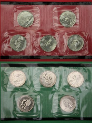 1999 D ONLY Quarters Set In Original Cello NO Envelope or COA Combined Shipping