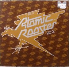 LP This Is Atomic Rooster Vol. 2,Metronome 1973,NM
