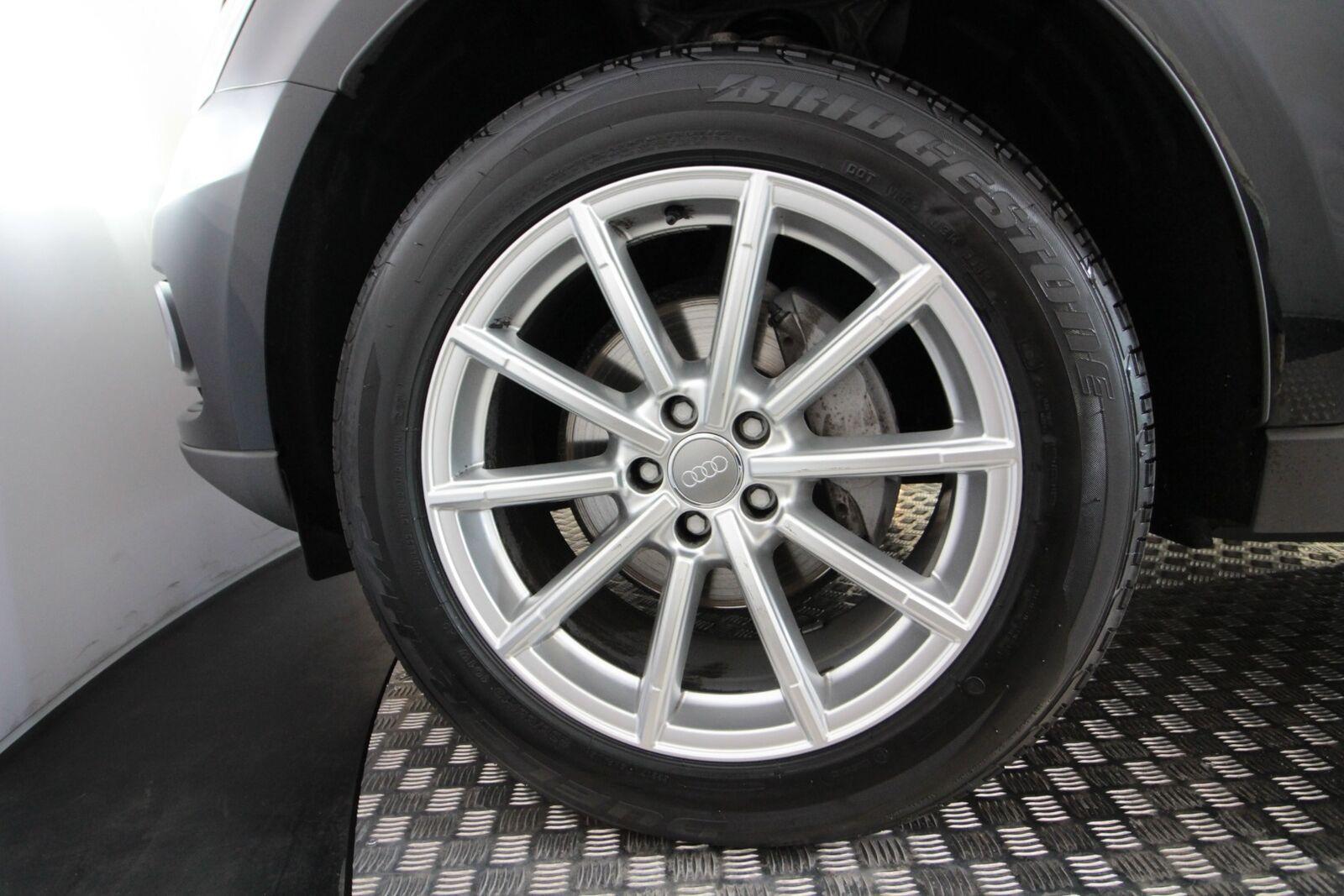 Audi Q5 TDi 190 S-line quattro S-tr.