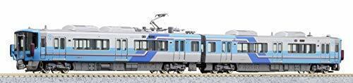 Kato N Scale ir Ishikawa FerroCocheril Serie 521 (antiguo Set púrpura) (2-Coche) NUEVO
