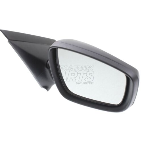 Fits Accent 12-16 Passenger Side Mirror Replacement Textured