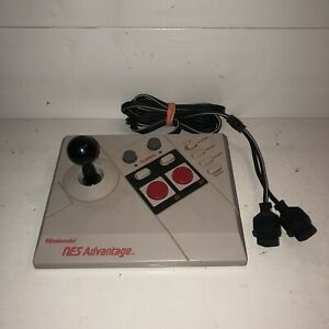 TESTED-Original-Nintendo-NES-ADVANTAGE-026-Joystick-Arcade-Turbo-Controller-1987