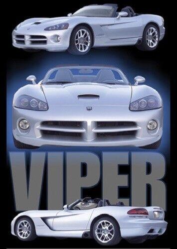 Poster Dodge Viper Car