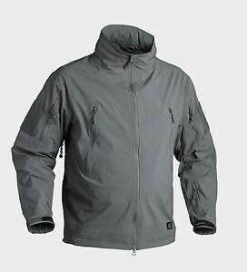 Sportif Helikon Tex Soldat Lightweight Softshell Outdoor Jacket Veste Lettre Small-afficher Le Titre D'origine Un Enrichit Et Nutritif Pour Le Foie Et Les Rein
