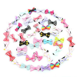20-Pcs-lot-Girls-Candy-Color-Kids-Bow-Alligator-Clip-Children-Hair-Accessories