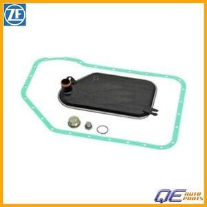 Auto Transmission Filter Kit with Oil Pan Fit forAudi A4 A6 VW Passat 01V325429