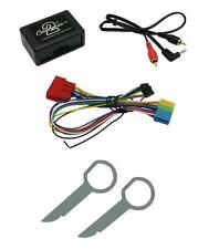 CONNECTS 2 CTVADX 001 TASTI + AUX input mp3 iPod Android AUDI a4 b6 01-05