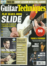 Guitar Techniques magazine /& CD January 2009