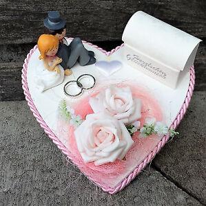 Geldgeschenk Hochzeit Rosa Brautpaar Eheringe Hochzeitsgeschenk Ebay