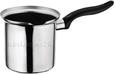 Konstruktiv Kanne 0,6l Aus Edelstahl Für Gaskocher Wasser Kaffe Stiel Kanne Cezve Sonstige