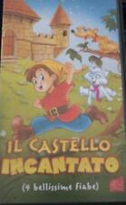 Il castello incantato - 4 bellissime fiabe (VHS) - AVOFILM - 2001