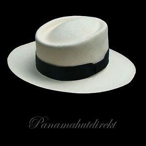 Genuine Panama Hat from Montecristi