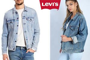 Grade-A-Vintage-Levis-Denim-Trucker-Jacket-Unisexe-XS-S-M-L-XL-2XL