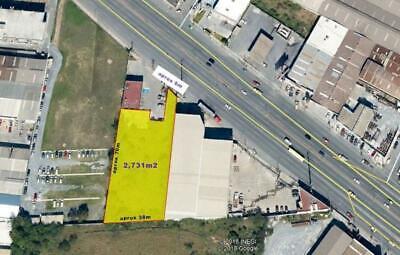 Terreno comercial/industrial en renta  Av. Principal San Nicolás
