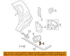 GM OEM Fuel Door Gas Cap Hatch-Lock 96534241