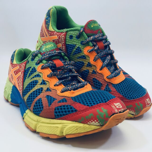 differently 32ee6 a0456 ASICS GEL Noosa Tri 9 GS Mens SNEAKERS / Running Shoes US 4 EU 36