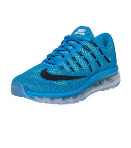 premium selection fe9c9 06386 Image is loading Nike-Air-Max-2016-Running-Shoes