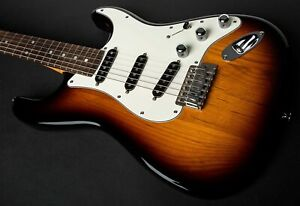 New Chris Campbell Guitars Custom Shop Custom Classic Vintage Burst