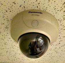 "Panasonic WV-CF224 Color Dome CCTV Camera   "" Overstock SALE """