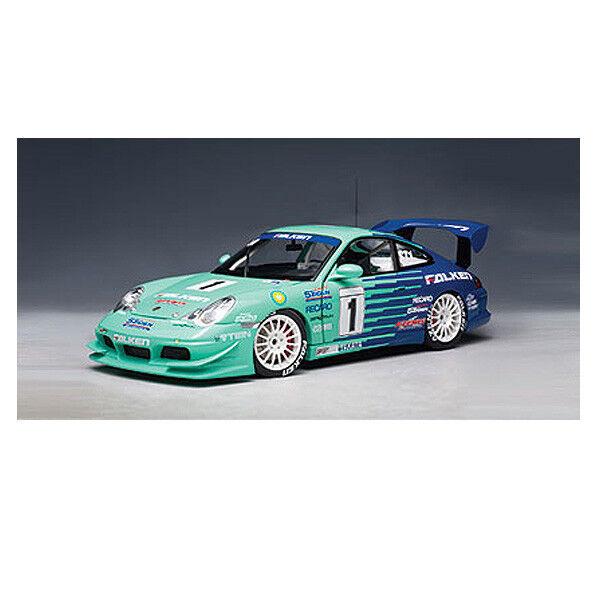 bilAR 1  18 2005 Porsche 996 GT3 Super Taikyu (80586) tärningskast bil