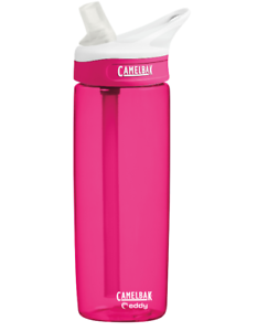 NEW CAMELBAK EDDY BOTTLE .6L TRAVEL SPORTS BODY DRINK HYDRATION LEAK PROOF
