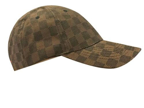 Unisex Sun Visor Peek Holiday Checked Print Tartan Pattern Baseball Cap Hat