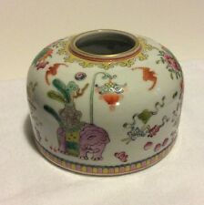 Chinese 19th Century Water Pot Famille Verte